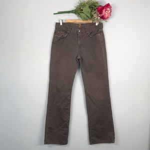 7 For All Mankind | Mens Bootcut Jeans SZ 33